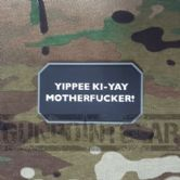Gun Point Gear Yippe Ki-Yay Morale Patch